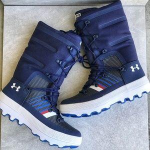 Under Armour Team USA Govie Boots SAMPLE